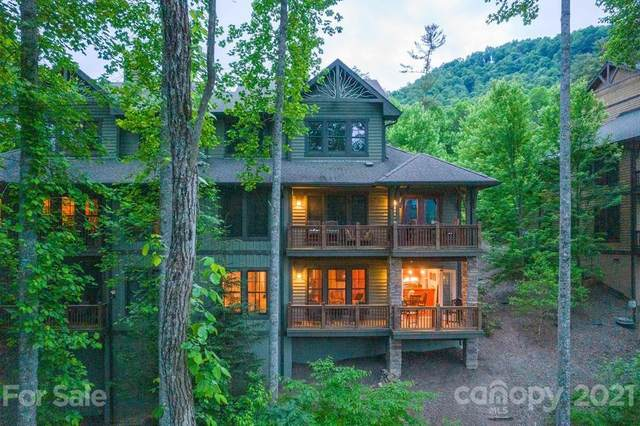103 Southshore Drive Unit A1, Tuckasegee, NC 28783 (#3750383) :: BluAxis Realty