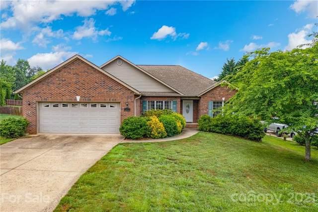 81 Frost Lane, Taylorsville, NC 28681 (#3750407) :: Homes Charlotte