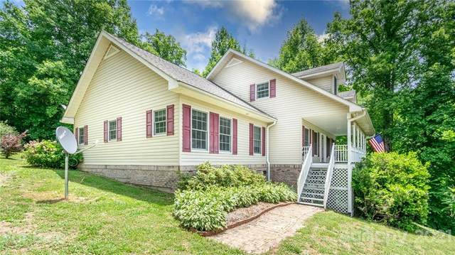 512 Shiloh Drive, Hendersonville, NC 28792 (#3750415) :: BluAxis Realty