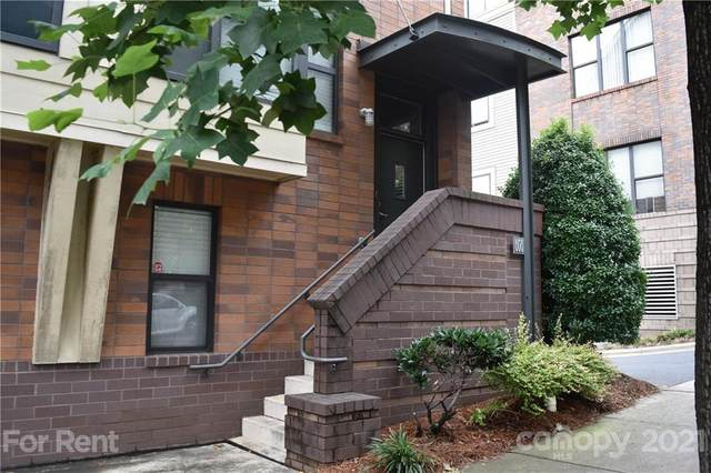 608 Garden District Drive, Charlotte, NC 28202 (#3750480) :: Austin Barnett Realty, LLC