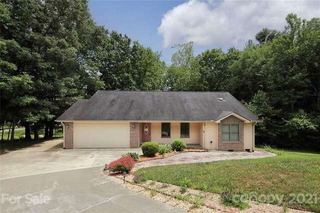 132 Roasted Chestnut Trail, Hendersonville, NC 28792 (#3750491) :: Modern Mountain Real Estate