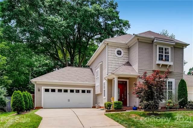19911 Madison Village Drive, Cornelius, NC 28031 (#3750512) :: Besecker Homes Team