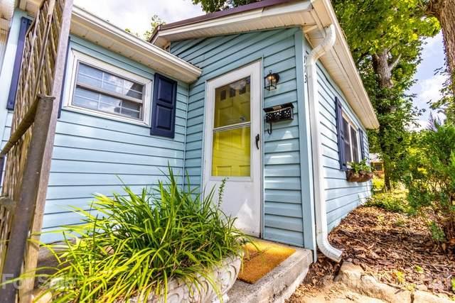 113 Louisiana Avenue, Asheville, NC 28806 (#3750513) :: Keller Williams Professionals