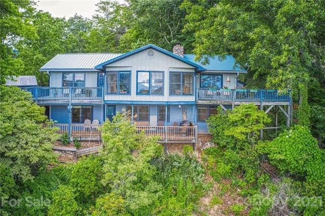 732 Laurel Ridge Road, Maggie Valley, NC 28751 (#3750518) :: Besecker Homes Team
