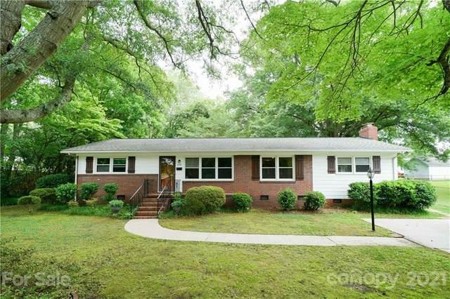 2342 Birchcrest Drive, Charlotte, NC 28205 (#3750524) :: Keller Williams South Park