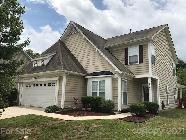 708 Tulip Tree Place, Rock Hill, SC 29732 (#3750534) :: Caulder Realty and Land Co.