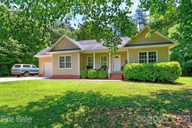 805 Brown Acres Road, Salisbury, NC 28146 (#3750573) :: Caulder Realty and Land Co.