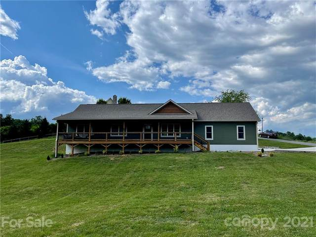 304 Jackie Jones Drive, Leicester, NC 28748 (#3750574) :: Home and Key Realty