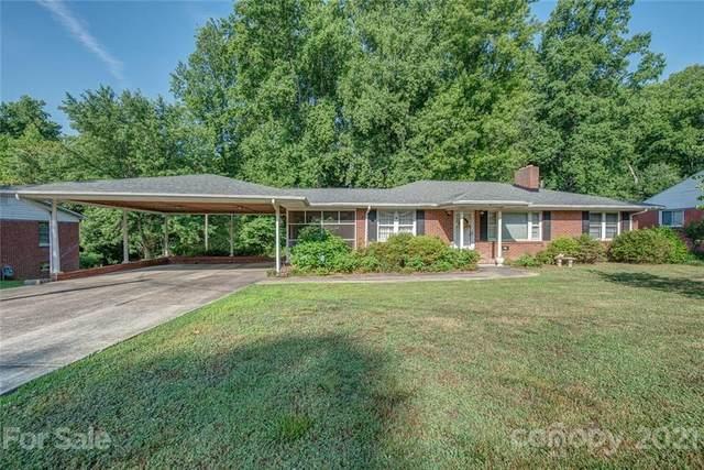 403 Pine Grove Avenue, Cherryville, NC 28021 (#3750603) :: Austin Barnett Realty, LLC