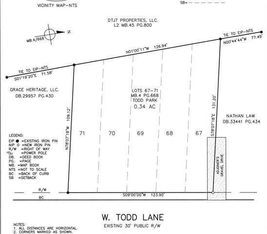 406 Todd Lane, Charlotte, NC 28208 (#3750607) :: Austin Barnett Realty, LLC