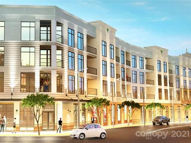 3630 N Davidson Street #2201, Charlotte, NC 28205 (#3750635) :: Homes Charlotte