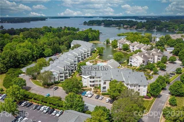 18816 Nautical Drive #17, Cornelius, NC 28031 (#3750670) :: Stephen Cooley Real Estate Group