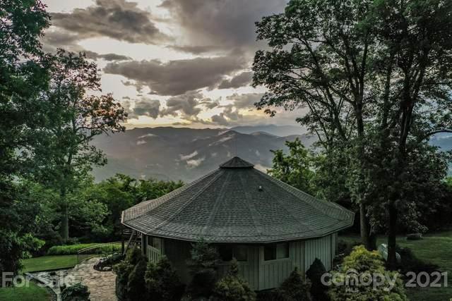 100 Fawns Rest, Black Mountain, NC 28711 (#3750680) :: Modern Mountain Real Estate