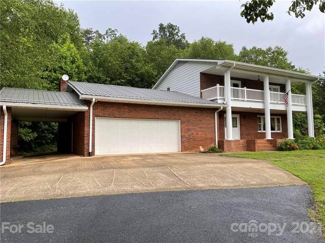 762 Harlowe Noblitt Road, Old Fort, NC 28762 (#3750696) :: MartinGroup Properties