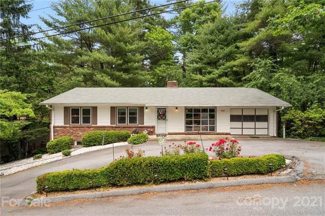707 Jearl Lane, Hendersonville, NC 28739 (#3750735) :: Lake Wylie Realty