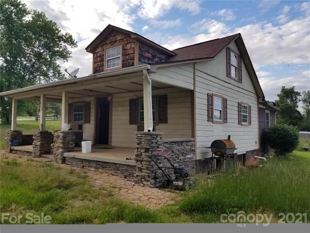 4040 Little John Church Road, Lenoir, NC 28645 (#3750769) :: Lake Wylie Realty