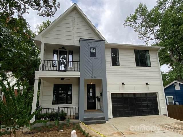 1436 Downs Avenue, Charlotte, NC 28205 (#3750785) :: Exit Realty Vistas