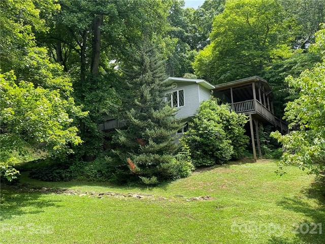 100 Caney Fork Road, Cullowhee, NC 28723 (#3750826) :: Homes Charlotte