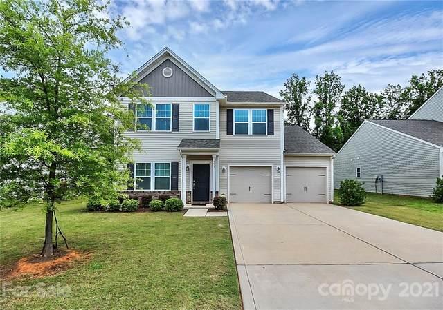 353 Moses Rhyne Drive, Mount Holly, NC 28120 (#3750853) :: Homes Charlotte