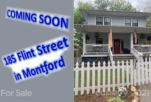185 Flint Street, Asheville, NC 28801 (#3750857) :: Odell Realty