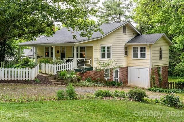 38 Fenner Avenue, Asheville, NC 28804 (#3750879) :: Exit Realty Vistas