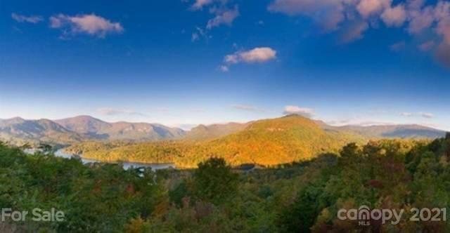 31 High Rock Ridge #31, Lake Lure, NC 28746 (#3750902) :: Odell Realty