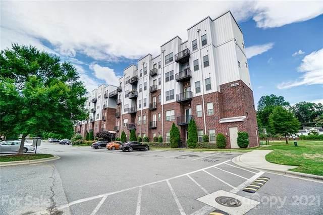 2338 Yadkin Avenue #408, Charlotte, NC 28205 (#3750940) :: Austin Barnett Realty, LLC