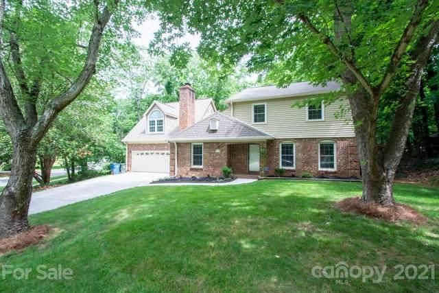 9725 Hinson Drive, Matthews, NC 28105 (#3750947) :: MartinGroup Properties