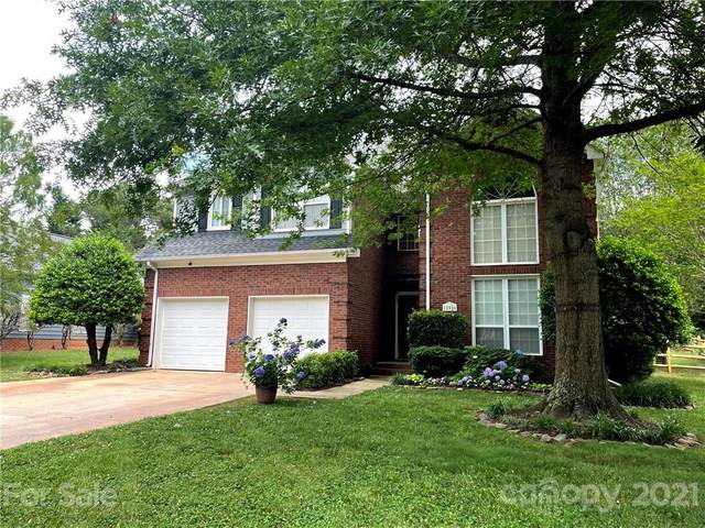 12506 Moores Mill Road, Huntersville, NC 28078 (#3750962) :: IDEAL Realty