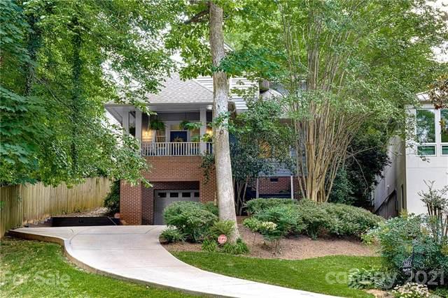 1603 Tippah Avenue, Charlotte, NC 28205 (#3750992) :: Homes Charlotte