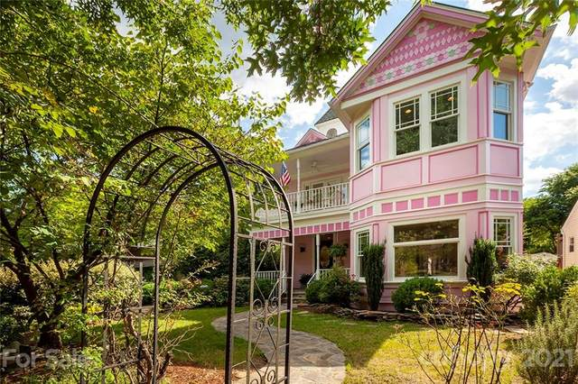 1822 Belvedere Avenue, Charlotte, NC 28205 (#3750993) :: Odell Realty