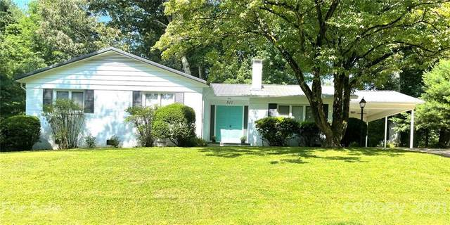 811 Hawthorne Drive NE, Lenoir, NC 28645 (#3750999) :: Lake Wylie Realty