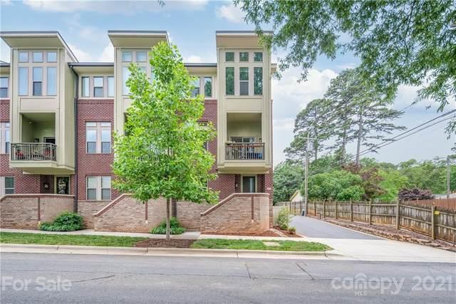 1232 Pierce Street, Charlotte, NC 28203 (#3751007) :: Exit Realty Vistas