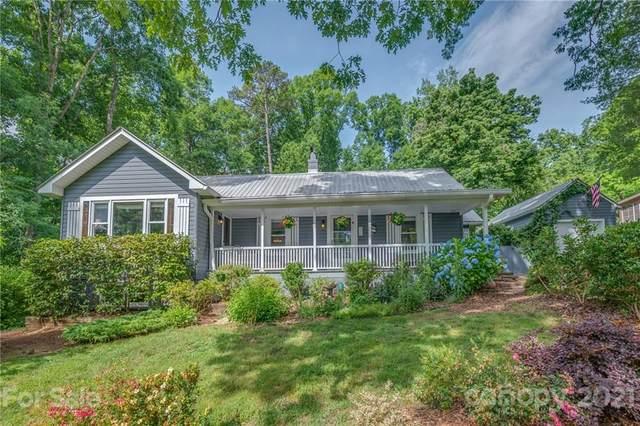 75 Hidden Hill Road, Tryon, NC 28782 (#3751014) :: Carver Pressley, REALTORS®