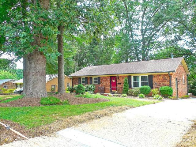 1435 Anderson Street, Gastonia, NC 28054 (#3751069) :: IDEAL Realty