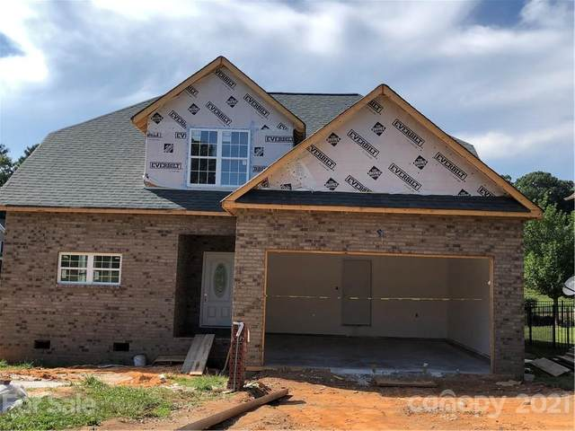 1003 12th Avenue Drive NW, Hickory, NC 28601 (#3751075) :: Exit Realty Vistas