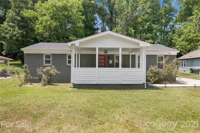 1815 Masonic Drive, Charlotte, NC 28205 (#3751096) :: Exit Realty Vistas