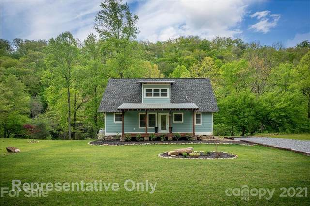 8A Light Waters Drive 8A, Cullowhee, NC 28723 (#3751115) :: Besecker Homes Team