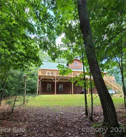 693 Blackberry Ridge Road, Burnsville, NC 28714 (#3751151) :: Home and Key Realty