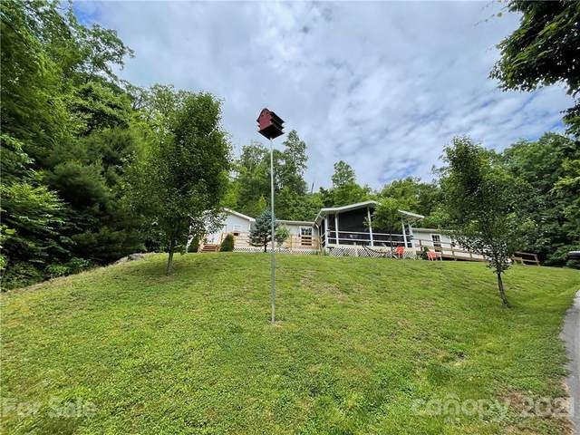 47 integrity Mountain Road, Otto, NC 28763 (#3751239) :: Odell Realty