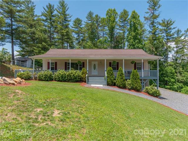 105 Deerborne Lane, Weaverville, NC 28787 (#3751260) :: NC Mountain Brokers, LLC