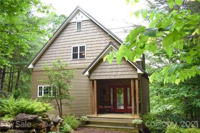 6090 Buffalo Mountain Road, Lenoir, NC 28645 (#3751286) :: Cloninger Properties
