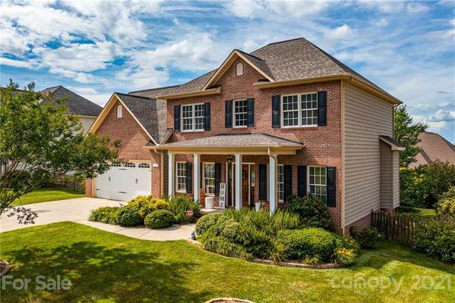 4776 Meadow Lark Lane, Hickory, NC 28602 (#3751303) :: BluAxis Realty