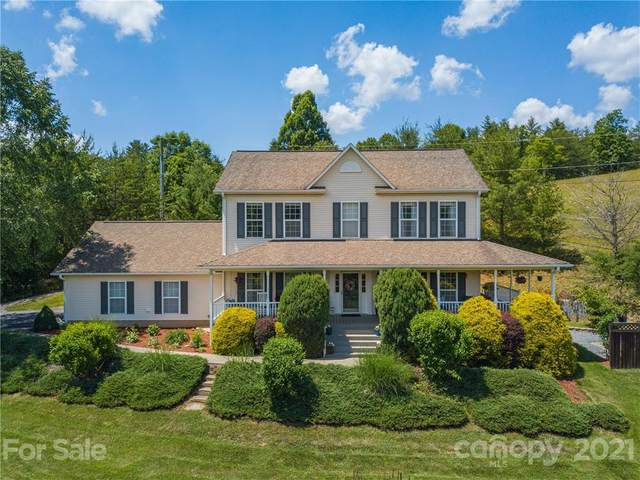 5 Retreat Place, Weaverville, NC 28787 (#3751313) :: NC Mountain Brokers, LLC