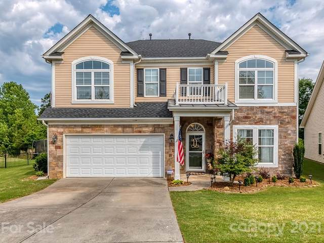 1019 Fleming Lane, Matthews, NC 28104 (#3751332) :: Cloninger Properties
