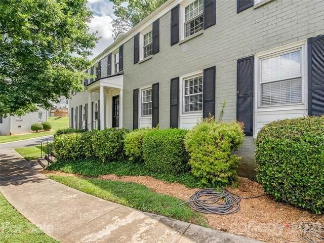 412 Wakefield Drive C, Charlotte, NC 28209 (#3751346) :: MartinGroup Properties