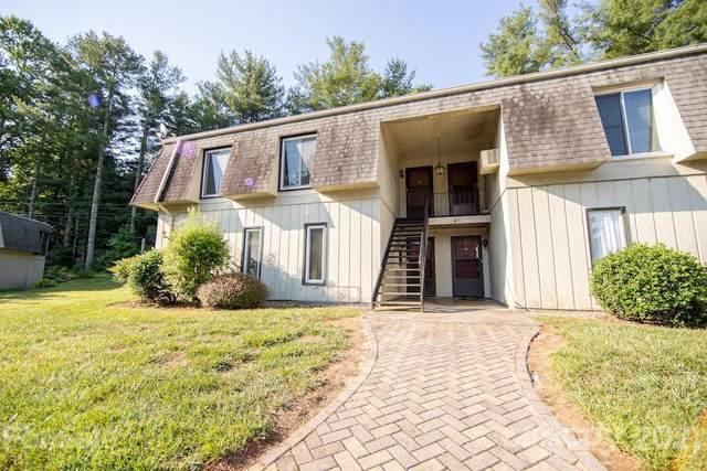 45 Jolly Lane B2, Hendersonville, NC 28739 (#3751360) :: Modern Mountain Real Estate