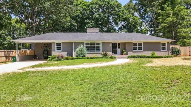 6013 Glenridge Road, Charlotte, NC 28211 (#3751388) :: MartinGroup Properties