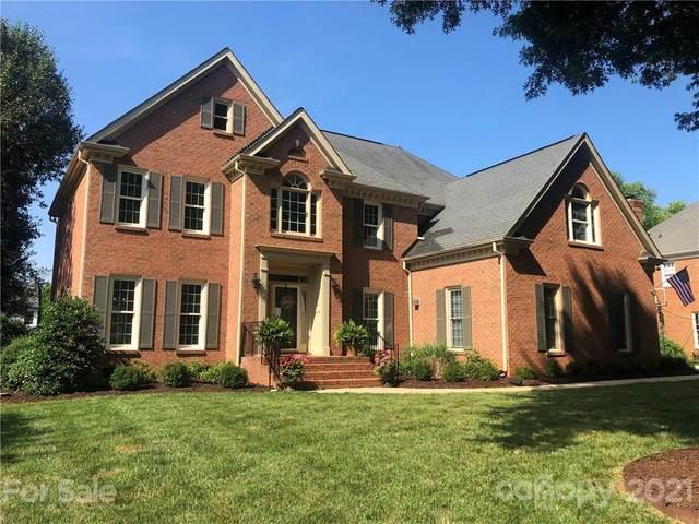 9722 Aegean Court, Huntersville, NC 28078 (#3751403) :: Besecker Homes Team
