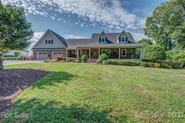 604 Anthony Grove Road, Crouse, NC 28033 (#3751413) :: Rhonda Wood Realty Group